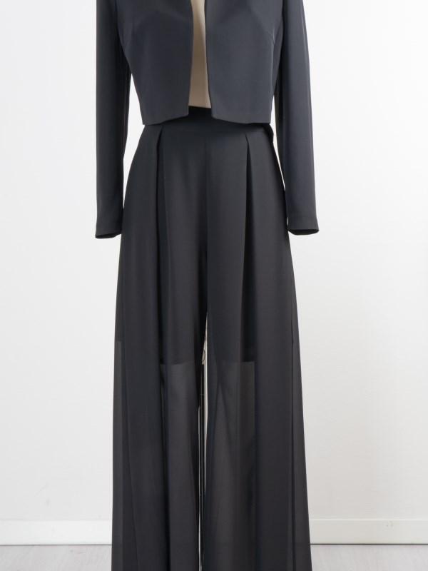 Abito cerimonia Nero - Pantalone più giacca